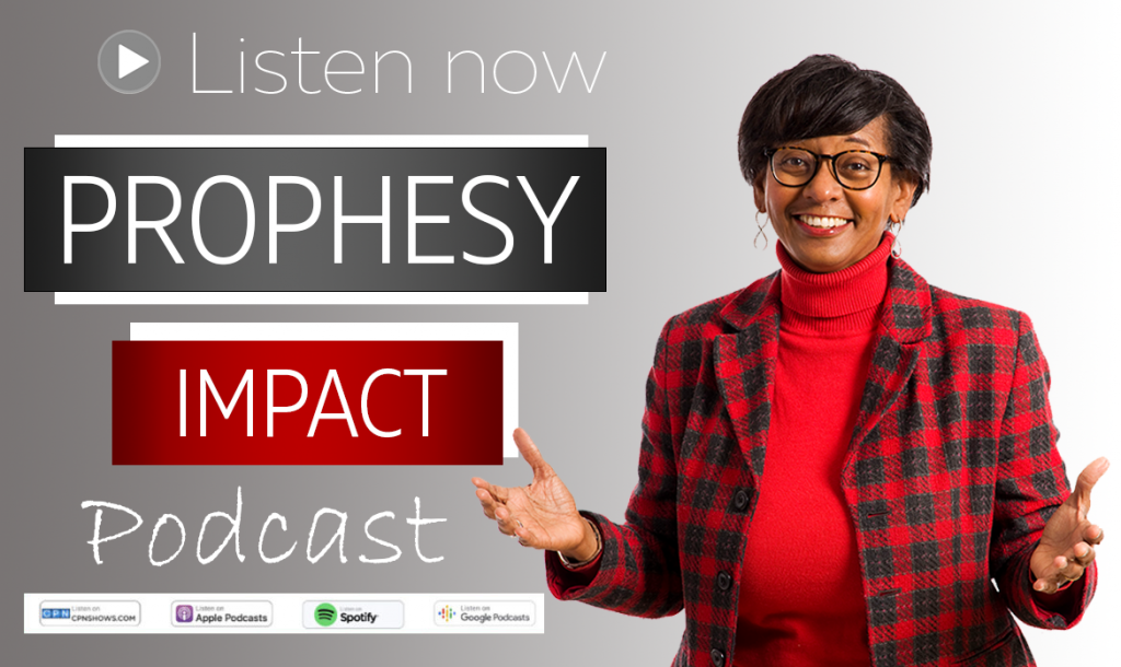 Prophesy Impact podcast banner